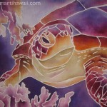 Purple Honu