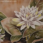 Retro Water Lily